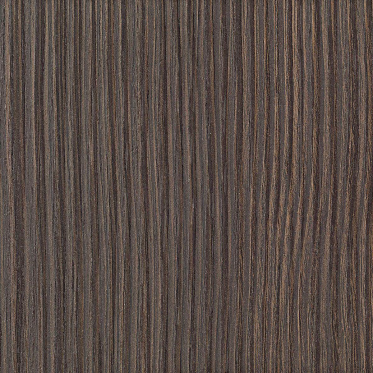 Finishing panels in oregon pine matrix for glass wall