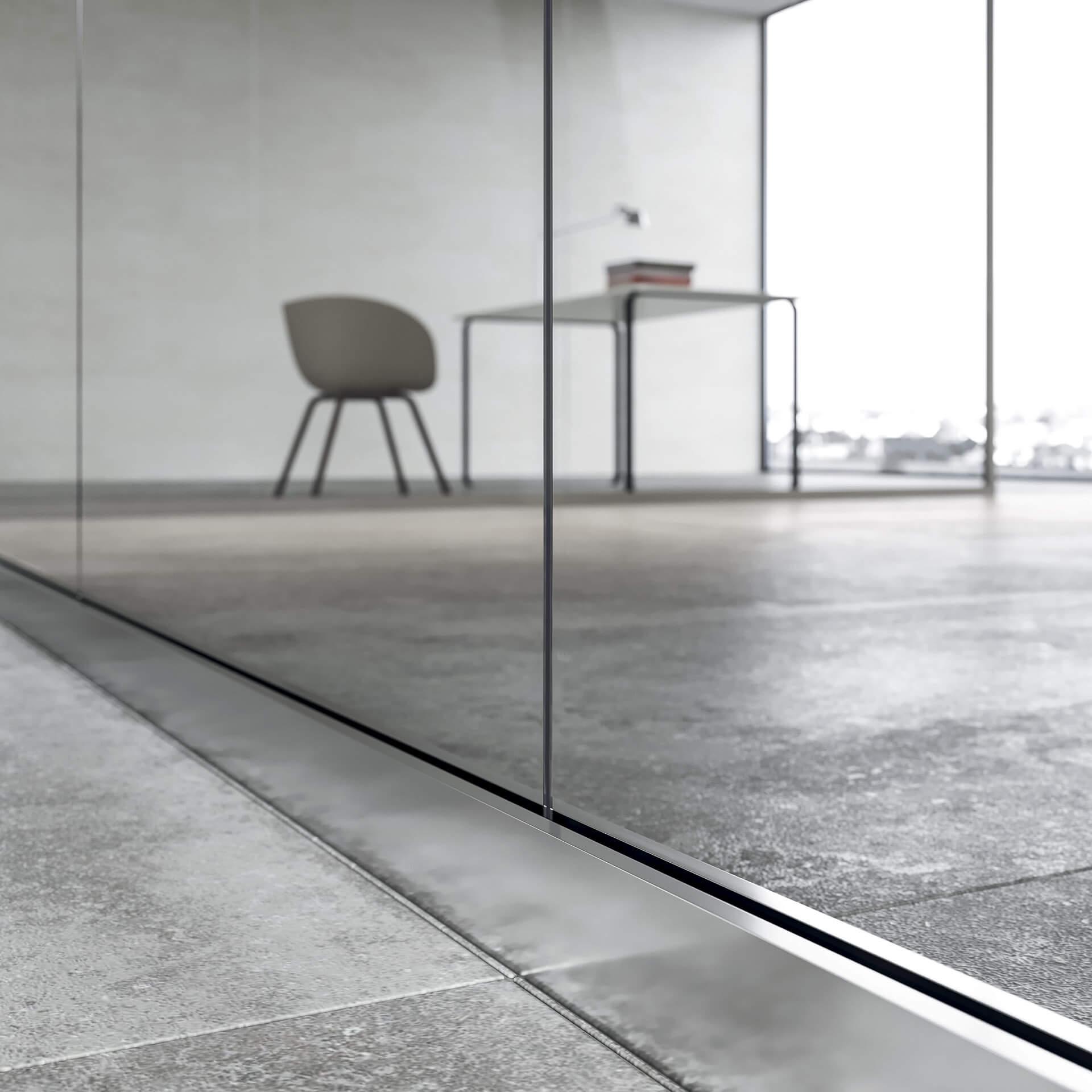 2mm Aluminium Panel RAL 9016 Traffic White Aluminium Alu Cut Glass